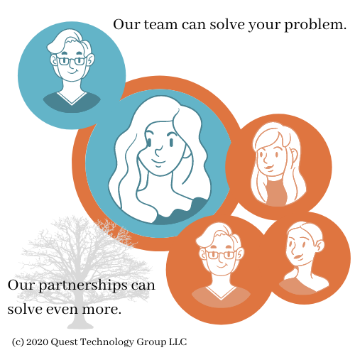Collaborative partnerships solve more customer problems